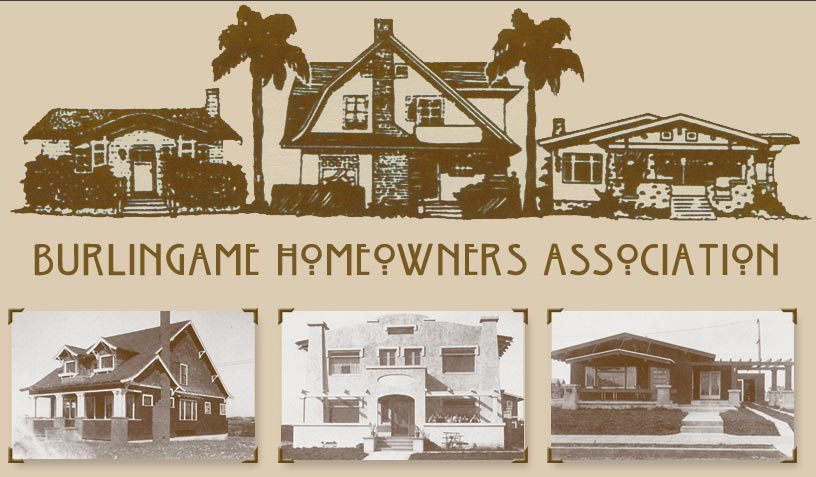 BHA Burlingame historic Homes